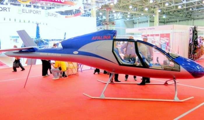 У Росії розробили легкий багатоцільовий вертоліт «Афаліна», що працює на звичайному бензині (4 фото)
