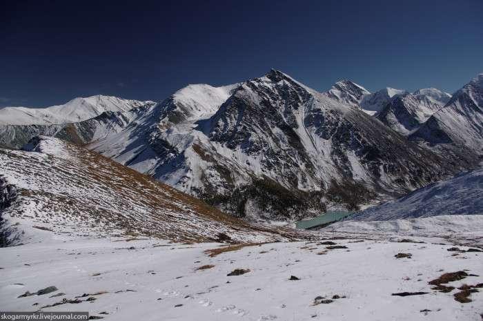 Підкорення алтайського перевалу Кара-Тюрек (62 фото)