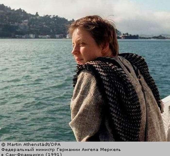Автобіографічна добірка фотографій Ангели Меркель (32 фото)