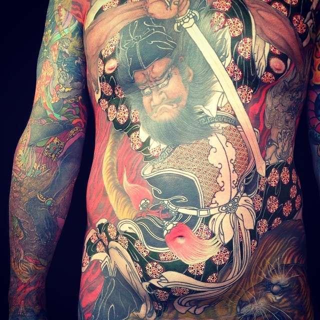 Неймовірні татуювання (28 фото)