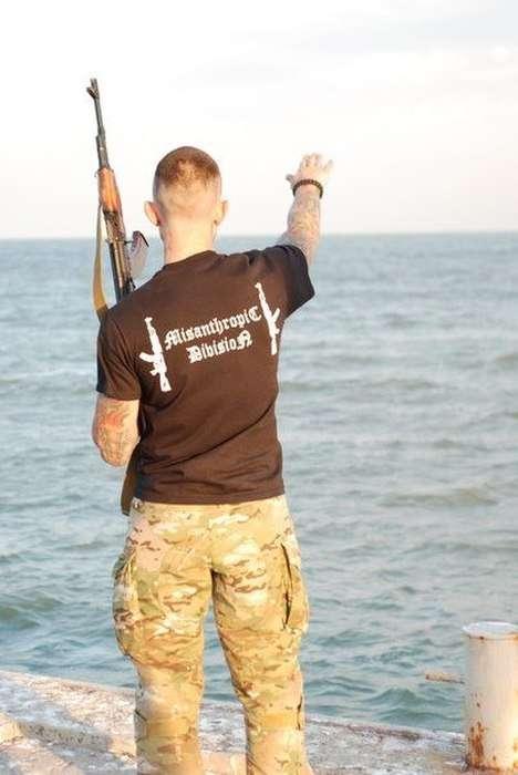 Фотографії бійців батальйону «Азов» з соцмереж (20 фото)