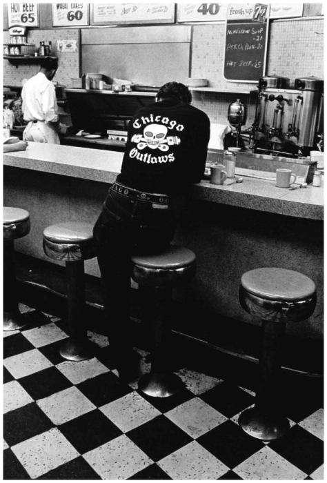 Байкери 50 років тому (26 фото)