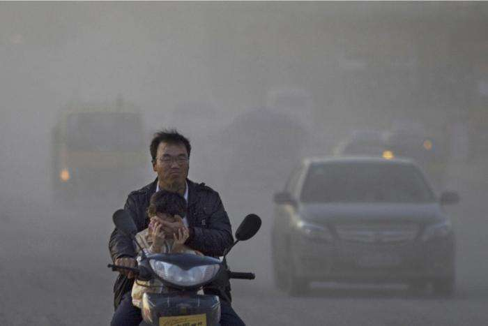 Чим Китаю доводиться платити за бурхливе економічне зростання (29 фото)