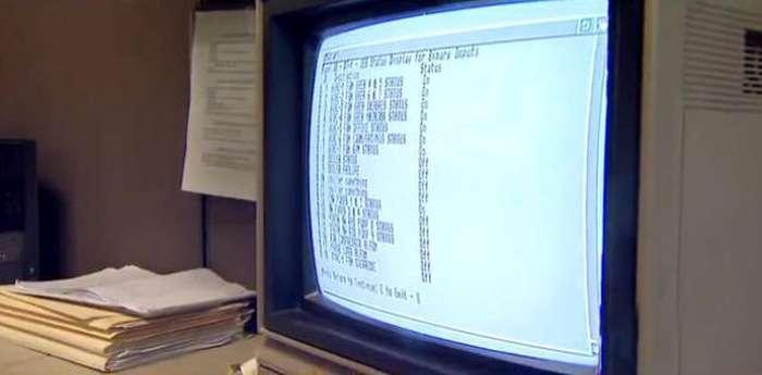 В американській школі досі використовують 30-річний компютер Commodore Amiga 2000 (4 фото)
