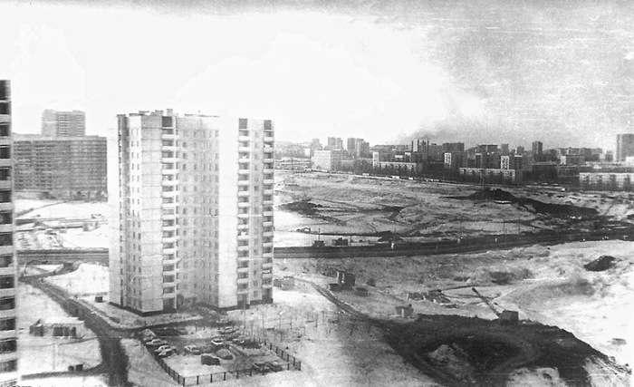Найбільш кримінальні райони Москви в радянські роки (6 фото)