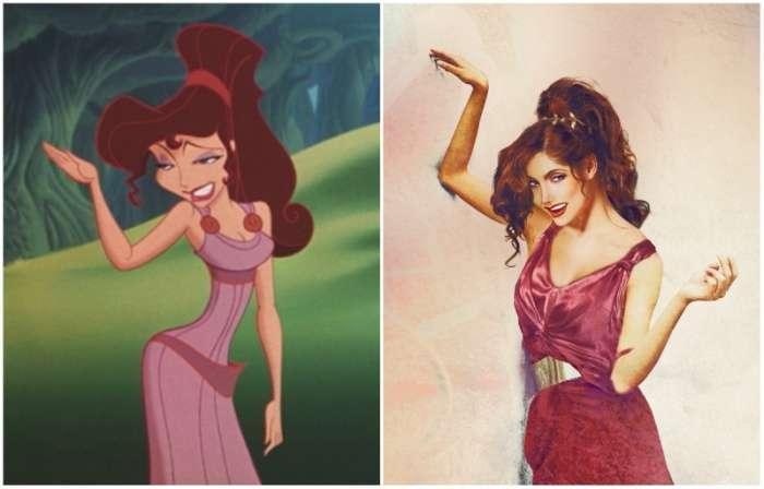 Якими б були принцеси з діснеївських мультфільмів в реальному житті (14 фото)