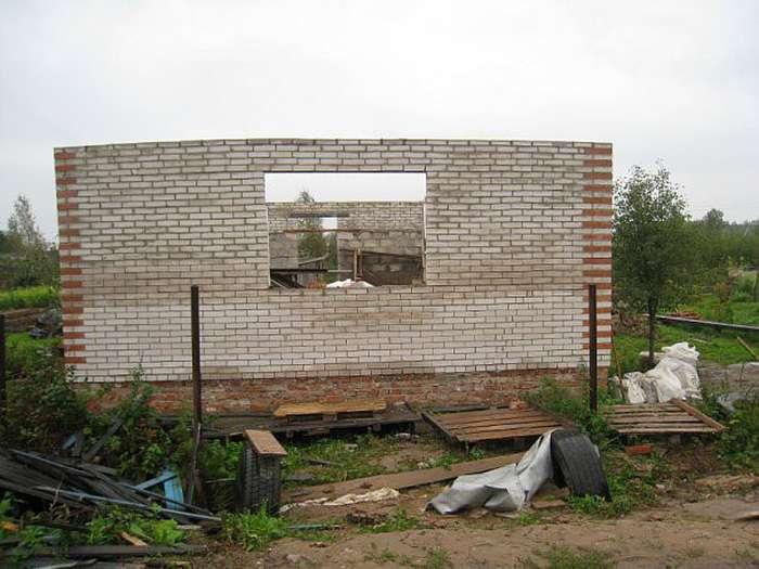 Будівництво будинку з сумним фіналом (53 фото)