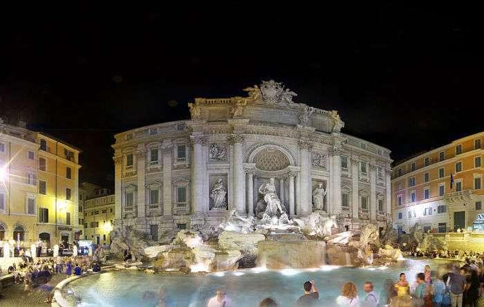 Невеликий екскурс по колишнім мафіозним будинків Риму (21 фото)