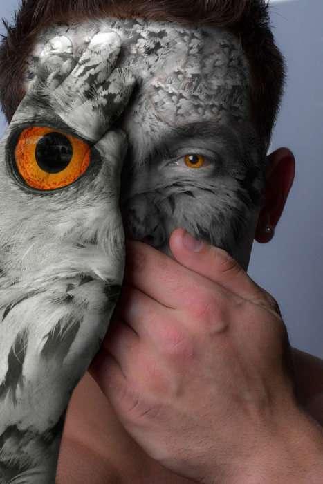 Цікавий фотопроект, присвячений тварин у неволі (15 фото)