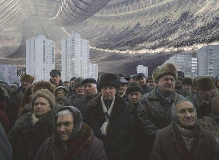Що було, якби Москва перебувала де-небудь за кордоном (26 фото)