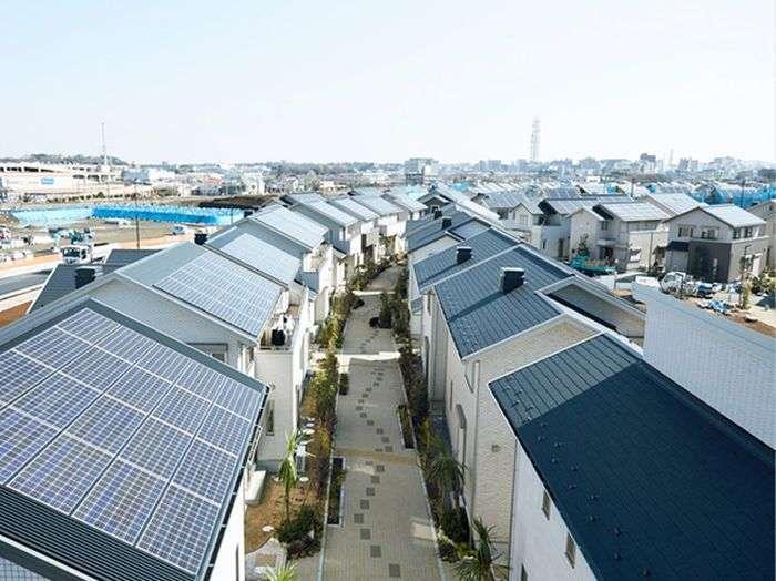 Фуджісава - самий екологічний місто в світі (10 фото)