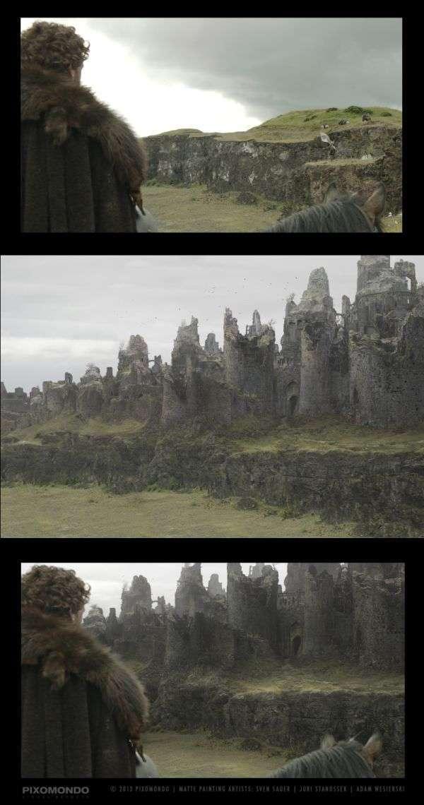Як шукали актора на роль нудиста в серіалі «Гра престолів» (3 фото)