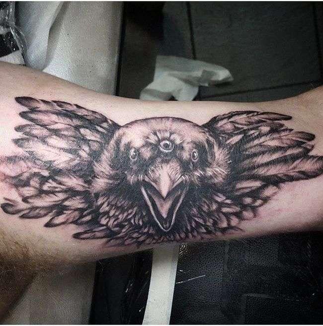 Татуювання на тілах шанувальників серіалу «Гра престолів» (37 фото)