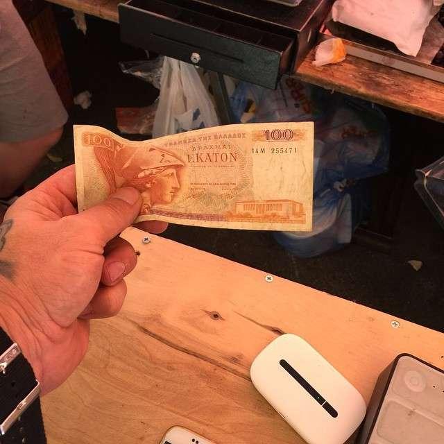 У Греції припинена робота банків (13 фото)