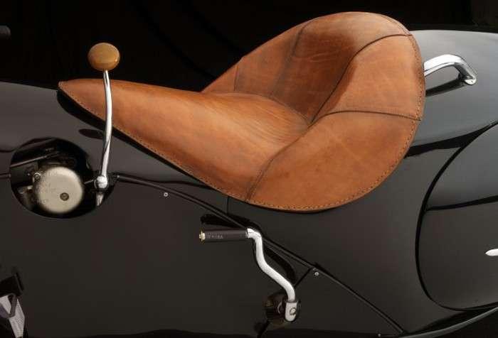 Дуже футуристичний концепт Орлі Кортні зразка 1934 року (9 фото)