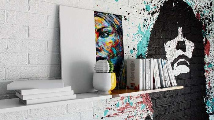 Подвійна кімната у виконанні українського художника Павла Вєтрова (6 фото)