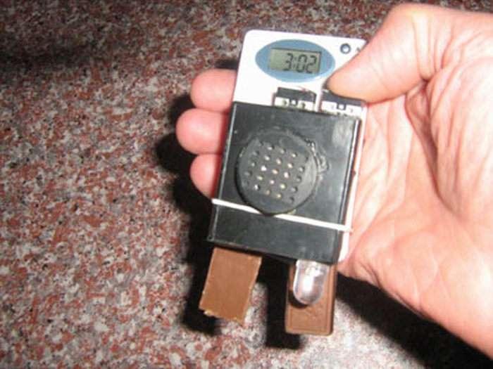 Дивні розробки вітчизняного винахідника (11 фото)