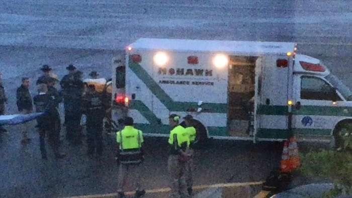 Американська поліція затримала побіжного укладеного Девіда Свита (7 фото)