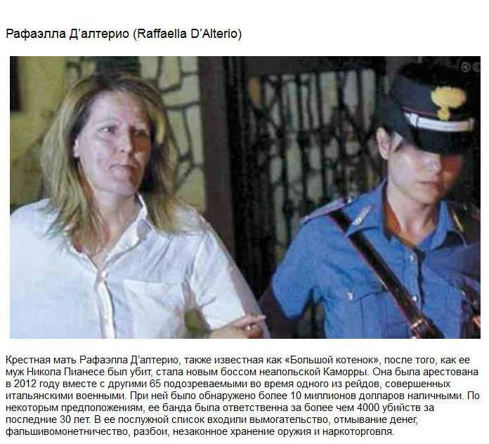 Жінки-гангстери, що стояли на чолі великих злочинних угруповань (10 фото)