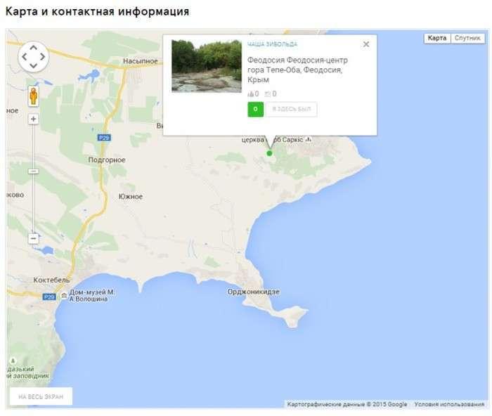 Кримський конденсатор Зібольда (8 фото + відео)