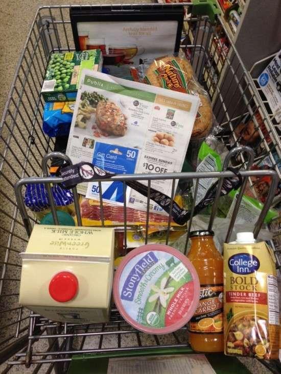 Похід в магазин середньостатистичної американської сімї (6 фото)