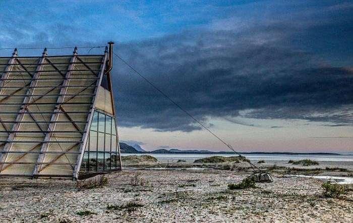 Найбільша сауна в світі (8 фото)