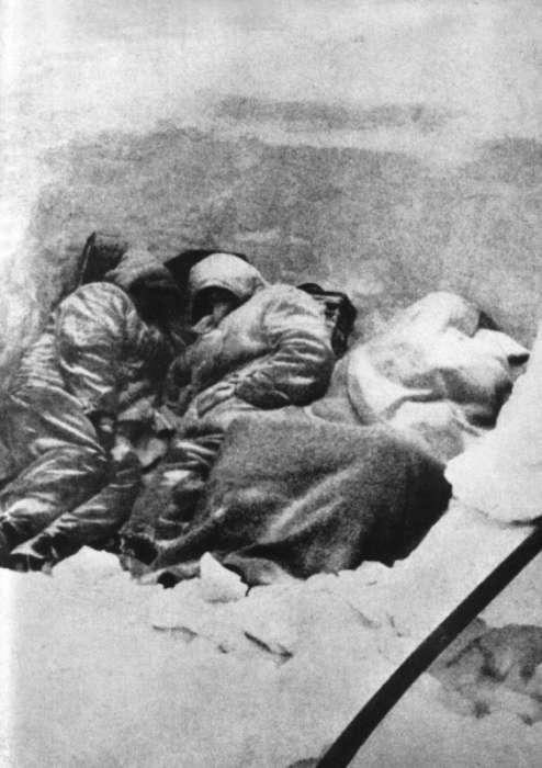 Щоденник німецького офіцера, який побував в Сталінградському котлі (25 фото)