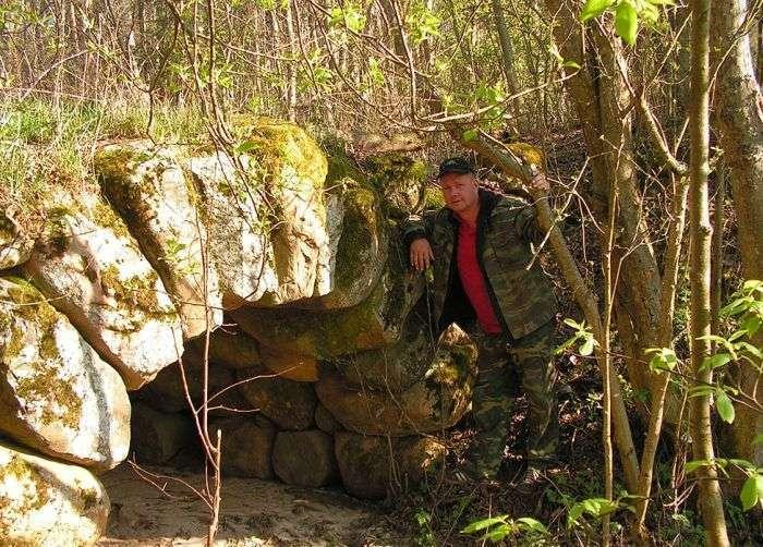 Дивовижні камяні містки в Тверській області (3 фото)