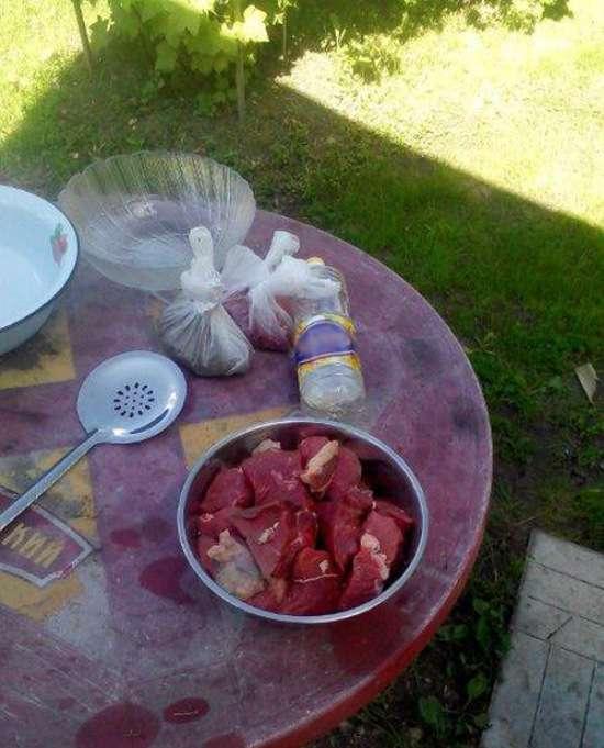 Як приготувати казан-кебаб (12 фото)