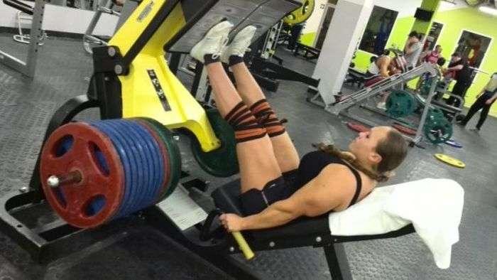 Наталія Трухіна – нестандартна представниця слабкої статі (15 фото)