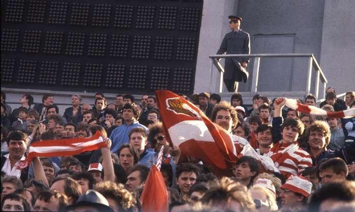 Неформали Радянського Союзу (45 фото)