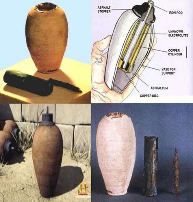 6 таємничих археологічних знахідок (10 фото)