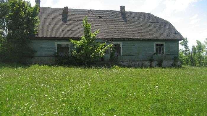 Дивовижне перетворення занедбаного сільського будівлі (91 фото)