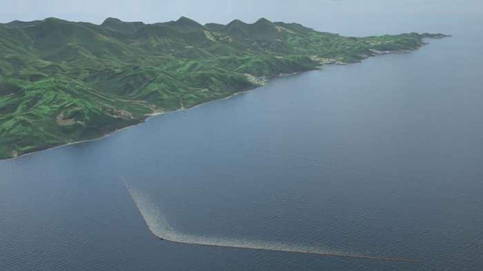 У наступному році буде запущена перша автономна система очищення океану (10 фото)