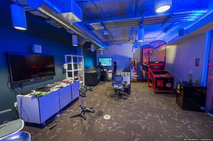 Офіс Twitter в Сан-Франциско (47 фото)