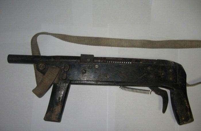 Підбірка саморобної зброї злочинного світу (31 фото)