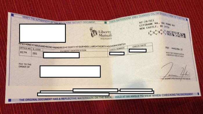 Як працюють американські страховики (4 фото)