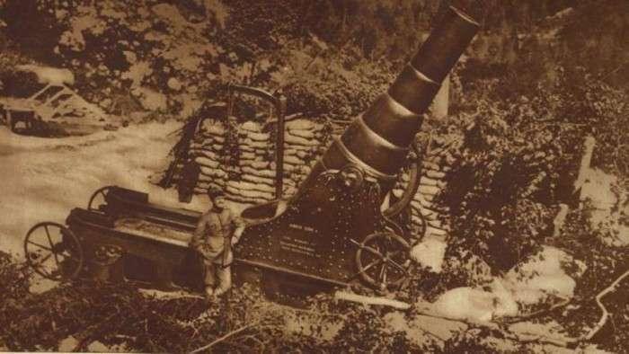 Зброя часів Першої світової війни (66 фото)