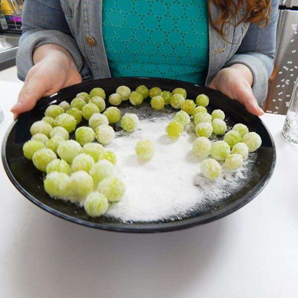 «Пяний виноград» - чудове частування для пятничного відпочинку (13 фото)