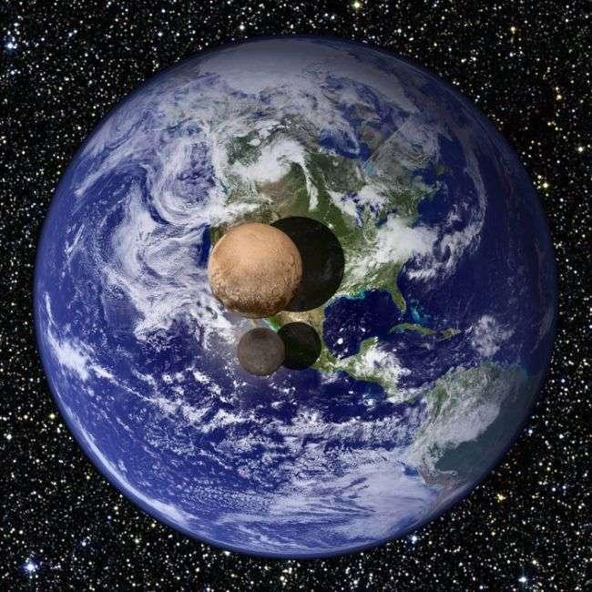 Космічний апарат New Horizons зробив самий якісний знімок Плутона (13 фото)