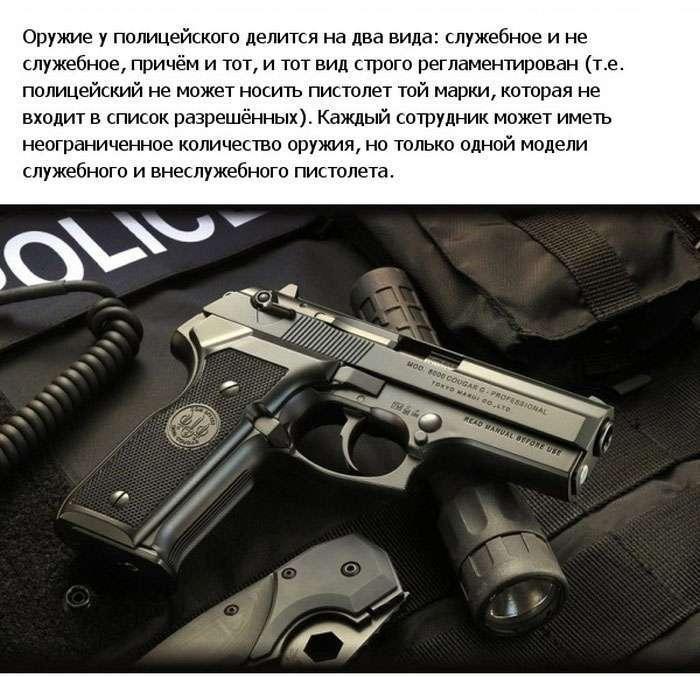 Все, що ви хотіли знати про поліції США (21 фото)
