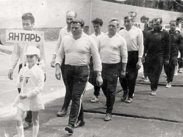 Як проводили дозвілля радянські громадяни (21 фото)