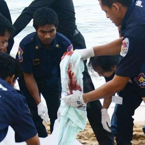 Як не варто поводитися на відпочинку в Таїланді (2 фото + відео)