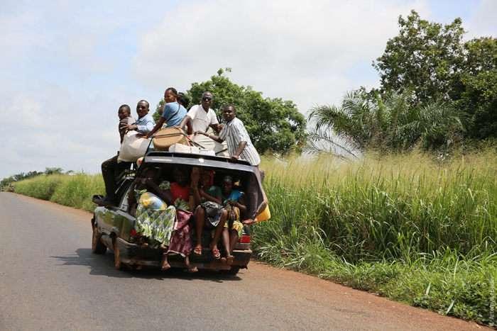 Африканські країни, які не варто відвідувати туристам (38 фото)