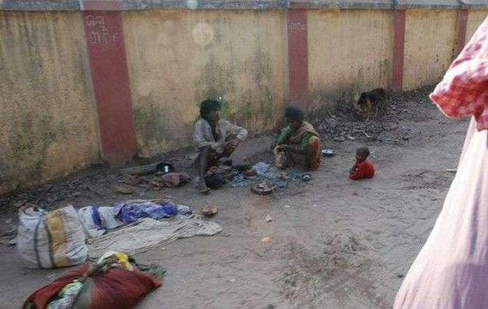 Справжня Індія в страшних фото (40 фото)