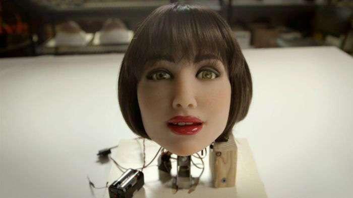 У 2017 році у продажі зявляться секс-ляльки з штучним інтелектом (5 фото + відео)