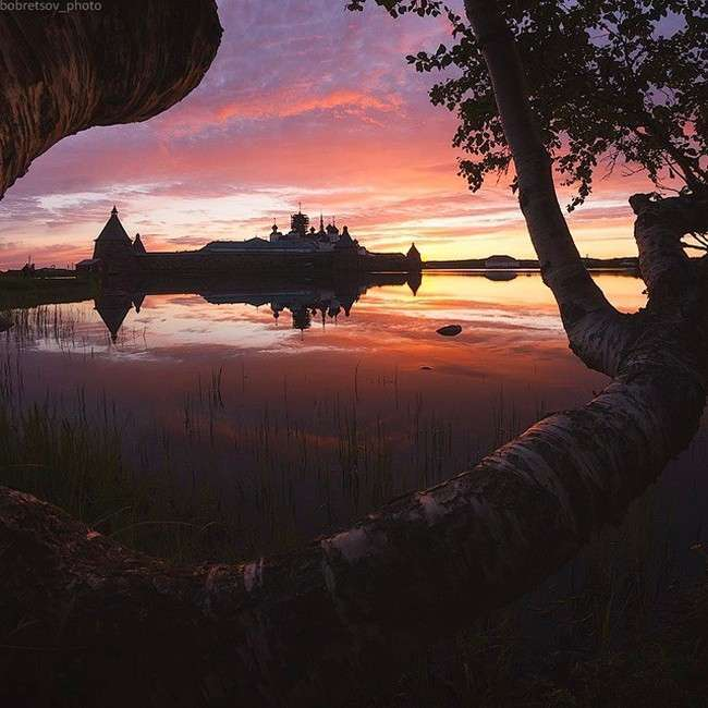 Соловецькі острови на фото в Instagram (32 фото)