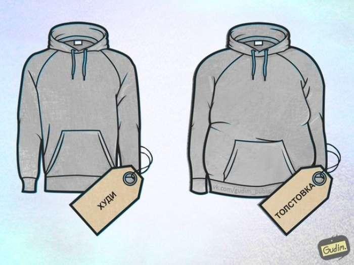 Позитивний сарказм в роботах ілюстратора Антона Гудима (22 картинки)