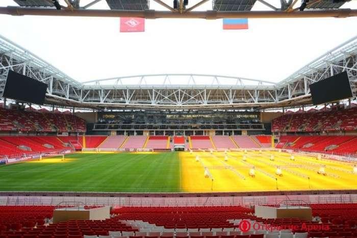 Як відбувається підготовка до Чемпіонату світу з футболу (54 фото)