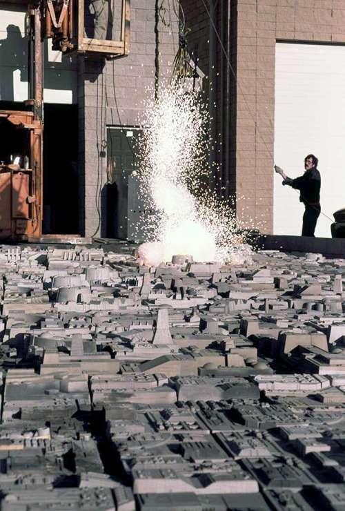 Знімальний майданчик «Зоряних воєн» (10 фото)